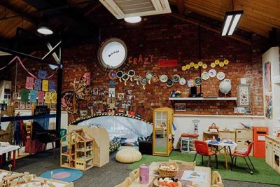Early Learning Centre inside